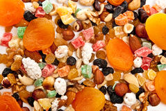 Dry fruit and nut Royalty Free Stock Image