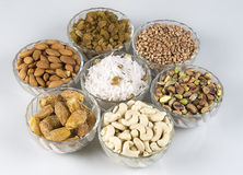 Dry Fruits Stock Photography