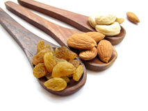 Dry Fruits stock images