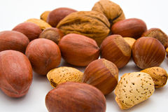 Dry fruits Close up Royalty Free Stock Photos
