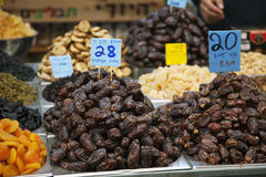 Dry fruits Royalty Free Stock Photography