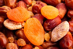 Dry fruits mix Stock Images