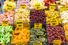 Dry fruits Royalty Free Stock Images