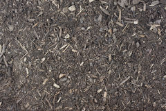 Dry garden potting soil background Stock Images