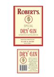 Dry gin royalty free stock image