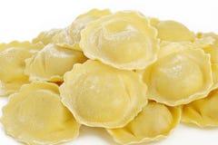 Dry girasole pasta Stock Photos
