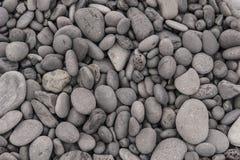 Dry grey stones texture royalty free stock image