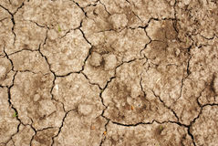 Dry ground Royalty Free Stock Image