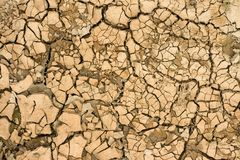 Dry ground Royalty Free Stock Images