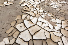 Dry ground, mud Stock Photos