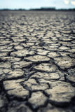 Dry ground texture Royalty Free Stock Images