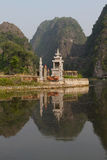 Dry Halong Bay Royalty Free Stock Image