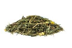 Dry herbal tea Stock Photo