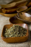 Dry herbs Royalty Free Stock Photo