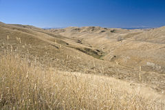 Dry Hills Royalty Free Stock Images