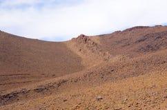 Dry hills of Morocco Stock Photo