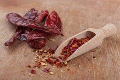 Dry Hot Chili Stock Photos