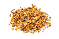 Dry Indian snack Royalty Free Stock Photography