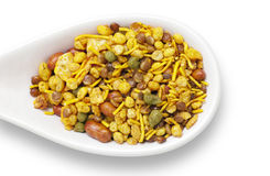 Dry Indian snack Stock Photography