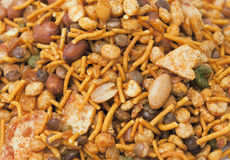 Dry Indian snack Stock Images