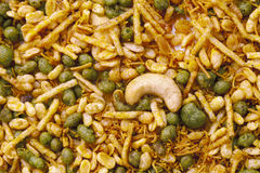Dry Indian snack Stock Photos