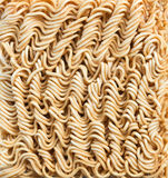 Dry instant noodle Stock Photos