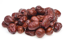 Dry Jujube Royalty Free Stock Images