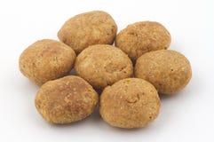 Dry kachori. Indian famous delicious Dry kachori royalty free stock photos