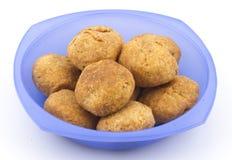Dry kachori. Indian famous delicious Dry kachori royalty free stock photo
