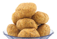 Dry kachori Royalty Free Stock Image