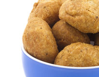 Dry kachori Royalty Free Stock Photography