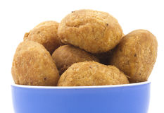 Dry kachori Stock Photography
