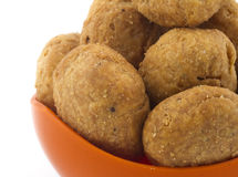 Dry kachori Royalty Free Stock Photo