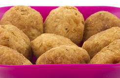 Dry kachori Stock Photos