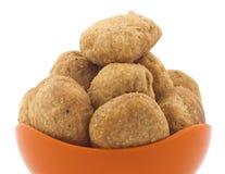 Dry kachori. Indian famous delicious Dry food kachori royalty free stock image