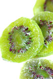 Dry kiwi Stock Image