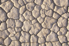 Dry Lake Bed, Death Valley, California royalty free stock photos