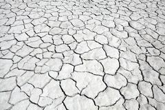 Dry Lake Mud Royalty Free Stock Images