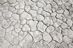 Dry Lake Mud Royalty Free Stock Photos