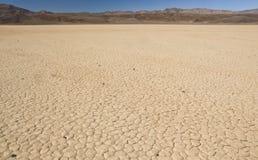 Dry Lake, Nevada Royalty Free Stock Photos