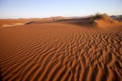 A dry lake Sossusvlei, Namibia,Africa Stock Photo