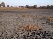 Dry lake Royalty Free Stock Image