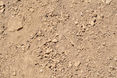 Dry lakebed landscape.  Stock Image