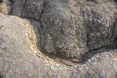 Dry land. Royalty Free Stock Image