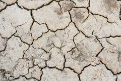 Dry land texture, background image. Stock Image