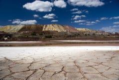Dry landscape Royalty Free Stock Photo