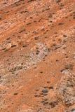 Dry Lava Basaltic Rock Royalty Free Stock Photo
