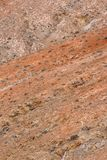 Dry Lava Basaltic Rock. Stone Texture Background Stock Photography