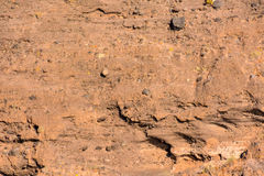 Dry Lava Basaltic Rock Stock Images