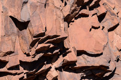 Dry Lava Basaltic Rock Royalty Free Stock Image